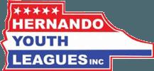 Hernando Youth Leagues logo