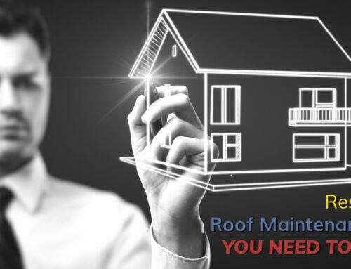 Residential Roof Maintenance Tips You Need To Know